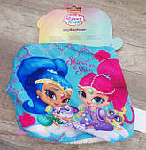 Шарфик для девочек Disney оптом, 21*48,5 см.