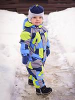 Детские термокомбинезоны для мальчиков  Crockid мембранная ткань, фото 1