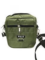 Мужская спортивная сумка текстиль арт. 00444