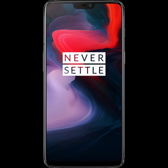 Смартфон OnePlus 6 A6000 6/64Gb LTE Dual Mirror Black