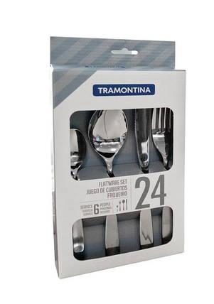 Набор столовых приборов TRAMONTINA COSMOS 24 предметов (66950/014), фото 2