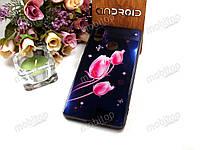 Чехол Glass Case Xiaomi Mi 8 SE (tulip)