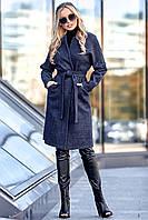 Облегчённое кашемировое пальто Джоун