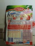 Крем для торту зі смаком Полуниці (Truskawkowym) 100г, фото 2