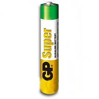 Батарейка щелочная GP 25A-U2 Super Alkaline LR8D425 AAAA (блистер)