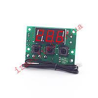 Терморегулятор W1601 12v, фото 1