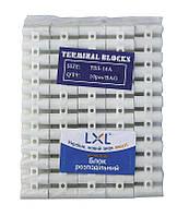 Блок распределительный 30А (РЕ,16 мм) прозрачный