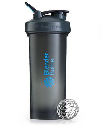 Шейкер спортивный BlenderBottle Pro45 1270ml Grey/Blue (ORIGINAL), фото 2