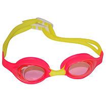 Очки для плавания детские. Цвет в ассортименте.