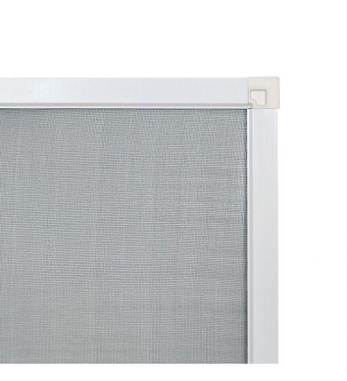 Дверна москітна сітка біла