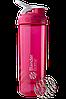 Спортивная бутылка-шейкер BlenderBottle SportMixer Sleek Promo 820ml Pink (ORIGINAL)