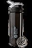 Спортивная бутылка-шейкер BlenderBottle SportMixer Sleek Promo 820ml Black (ORIGINAL)