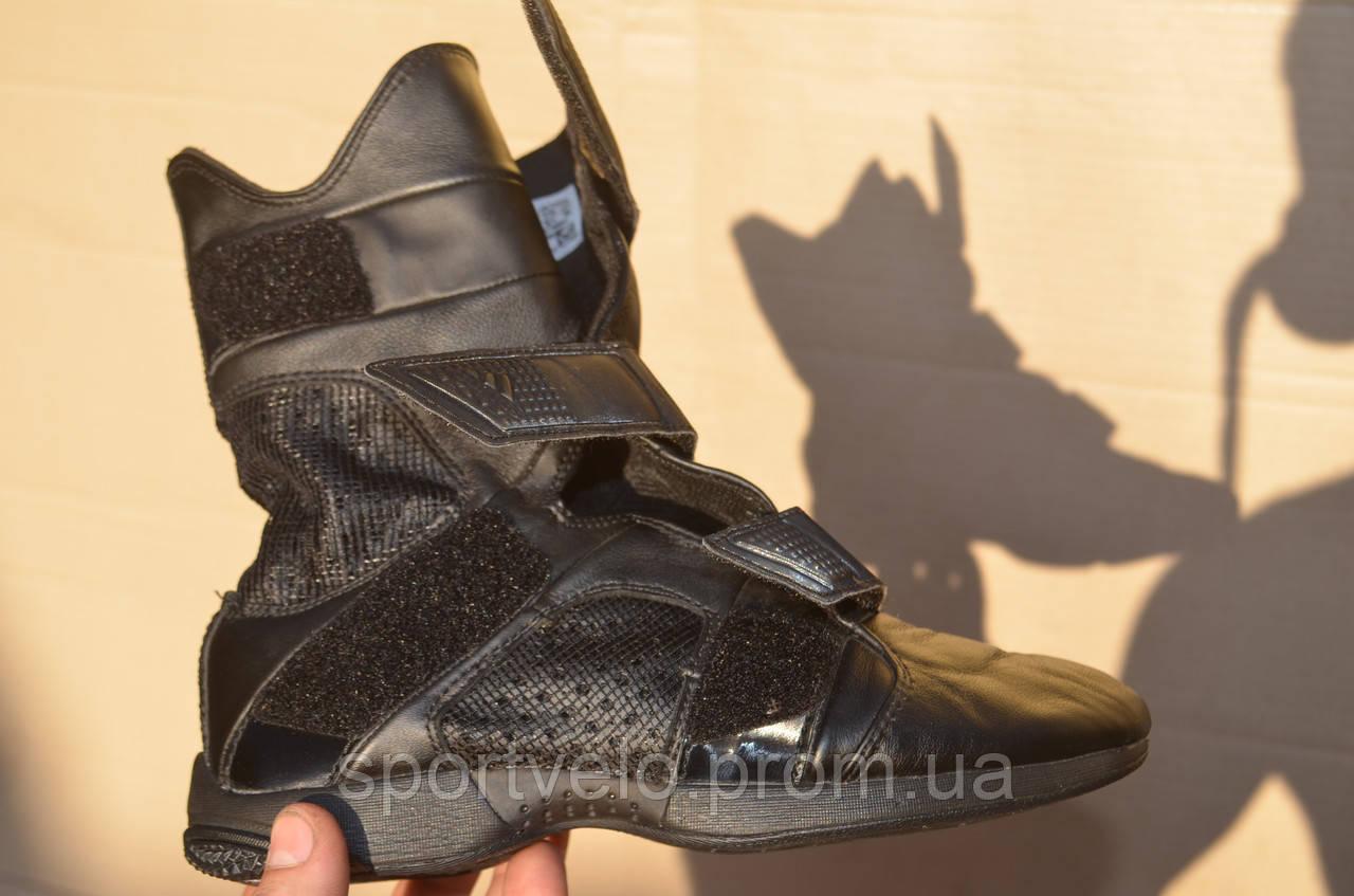 699f39c9114913 ОРИГІНАЛ! кросівки жіночі ADIDAS НАТ.ШКІРА з Німеччини / 36 розмір -  sportvelo в