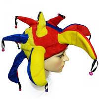 Шляпа скоромоха,  аксессуар для вашего яркого образа