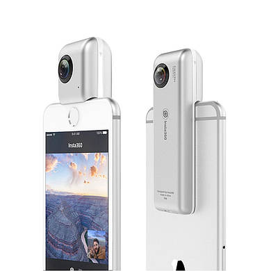 Панорамная камера Insta360 Nano для iPhone
