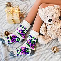 Підросткові шерстяні шкарпетки (33-35 розмір)