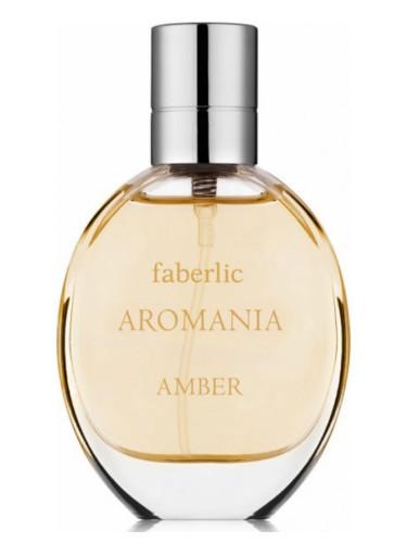 Туалетная вода Aromania Amber Faberlic