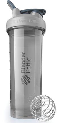 Спортивная бутылка-шейкер BlenderBottle Pro32 Tritan 940ml Grey (ORIGINAL) , фото 2