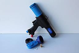 Пневматический пистолет для нанесения распыляемых герметиков 310 мл Teroson Multi-Press (142241), фото 3