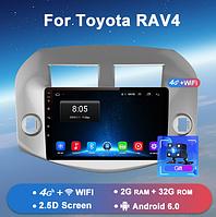 Junsun 4G Android магнитола для Toyota 4G RAV4 2005-2012