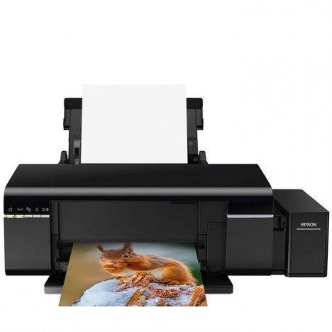 Принтер А4 Epson L805 Фабрика печати с Wi-Fi C11CE86403
