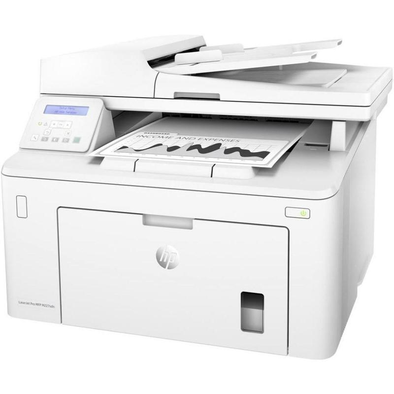 МФУ А4 ч/б HP LJ Pro M227sdn (G3Q74A)