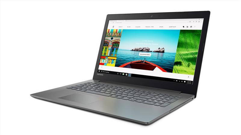Ноутбук Lenovo IdeaPad 320-15ISK (80XH00YLRA) FullHD Black