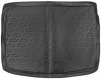 Коврик в багажник для Nissan Qashgai (J11) (14-) полиуретановый 105050301, фото 1