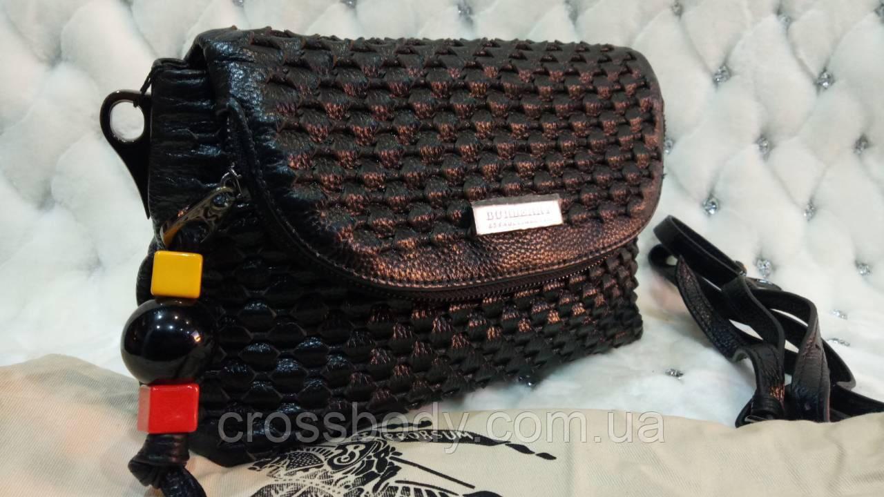 487556b31d0c Женская кожаная сумка Burberry в стиле : продажа, цена в Львове ...