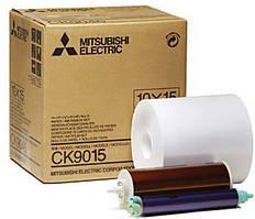 Термосублимационная бумага Mitsubishi CK9015 (F) Colour Paper pack