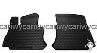 Коврики резиновые в салон Mercedes X 253 GLC 15- (design 2016) 2шт. Stingray