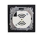 Розетка USB (2 порта) 2А (безупречный графит) EH-2530-PG, фото 3
