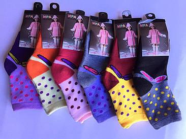 Термо носки детские 2-4, 4-8, 8-12 лет Ира