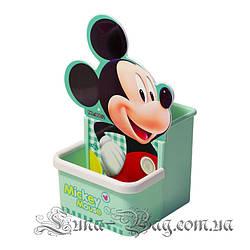 """Органайзер для ручек """"Mickey"""" 2 Цвета Зеленый (Размер 17*8.5*8.5)"""