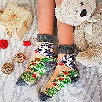 Дитячі шерстяні шкарпетки (29-33 розмір)
