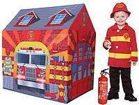 Детская палатка Пожарная станция 8722