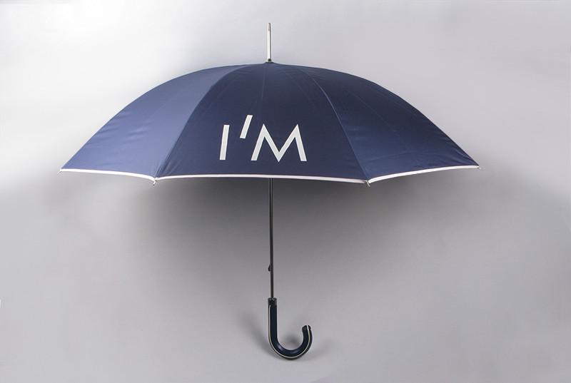 "Зонт с Вашим логотипом от ""яМайка"""