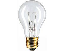 Лампа накаливания МО 12 вольт 40 Вт Е 27
