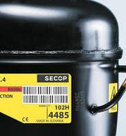 Компрессор ACC / SECOP / HMK 55 AA  93 Вт Хладагент R-600а (Изобутан)