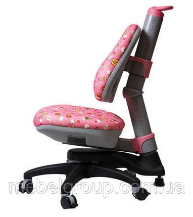 Детское ортопедическое кресло Comf-Pro ROYCE KY-318 розовый цветы, фото 2