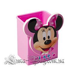 """Органайзер для ручек """"Mickey"""" 2 Цвета Розовый (Размер 11*9*7)"""