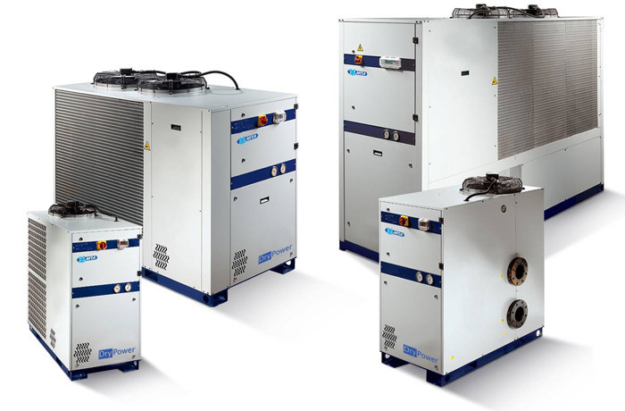 Marco Polo - осушители рефрижераторного типа средней производительности (0,7-24 м³/мин, до 16 бар)