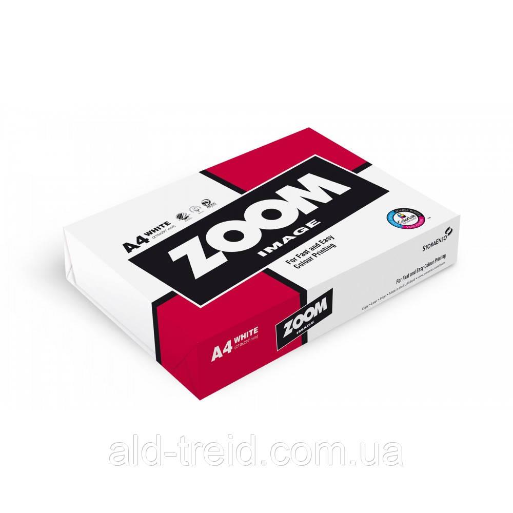 Бумага офисная ZOOM Image А4 80 г/м2 (Финляндия) (класс А) *при заказе от 5 пачек
