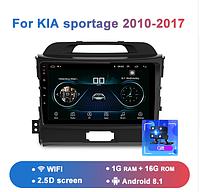 Junsun 4G Android магнитола для kia sportage 2010 -2017 wifi