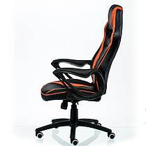 Кресло Game black/orange (Special4You-ТМ), фото 3