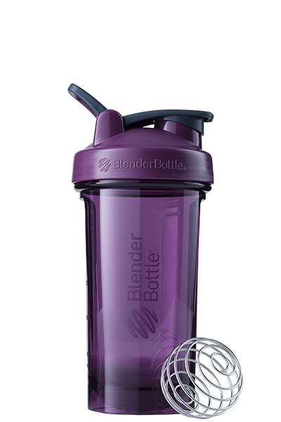 Спортивная бутылка-шейкер BlenderBottle Pro24 Tritan 710ml Plum (ORIGINAL)