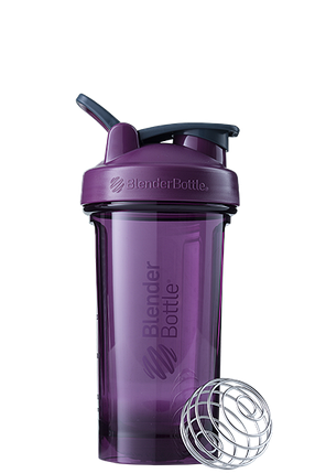 Спортивная бутылка-шейкер BlenderBottle Pro24 Tritan 710ml Plum (ORIGINAL), фото 2