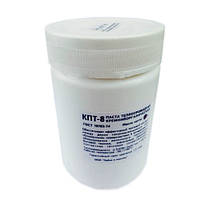 Теплопроводная паста Кремнийполимер КПТ-8 1 кг  -60/+180°C