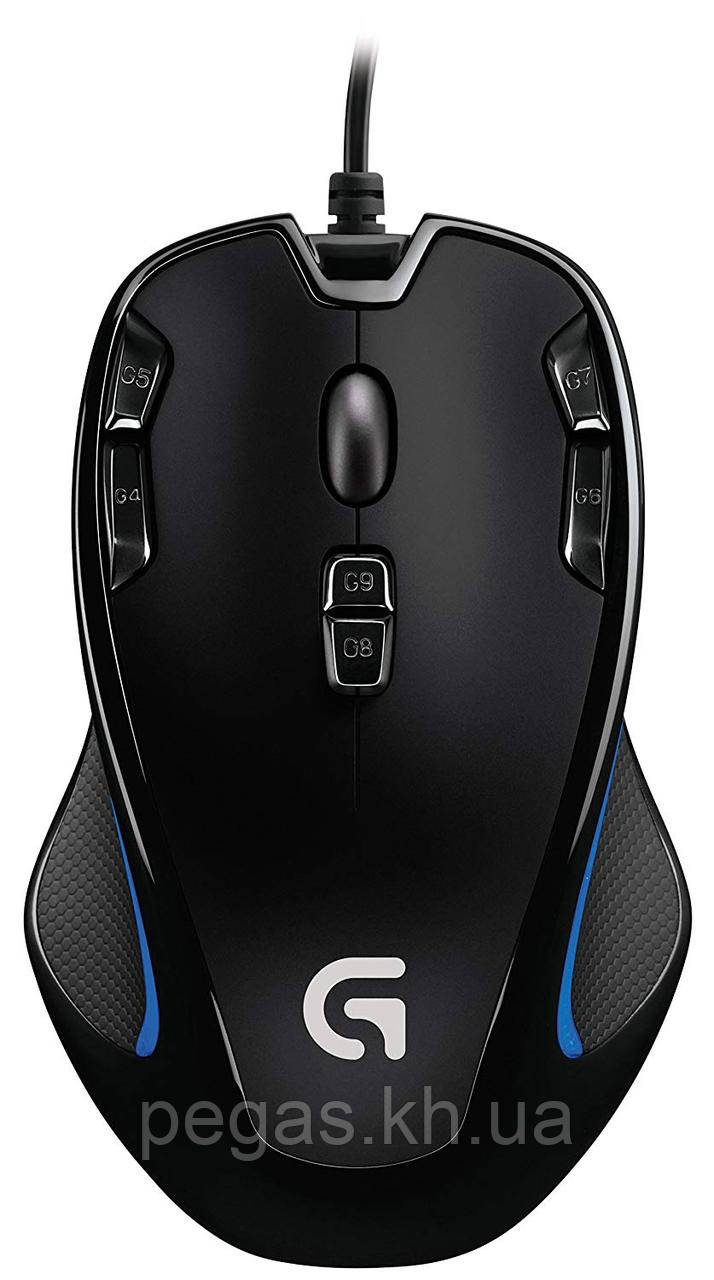 Мышь Logitech G300S USB