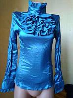 Шикарная нарядная, праздичная женская блуза